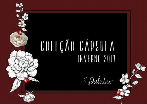 COLEÇÃO CÁPSULA INVERNO 2017