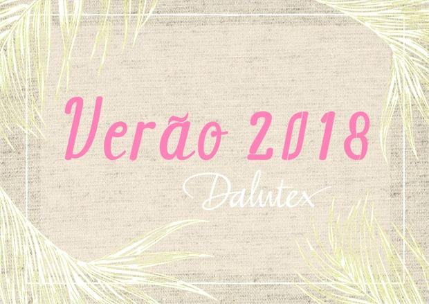 VERÃO 2018